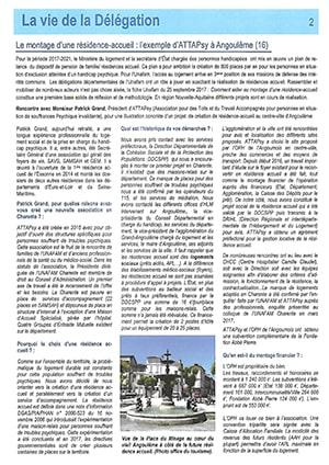 Article UNAFAM